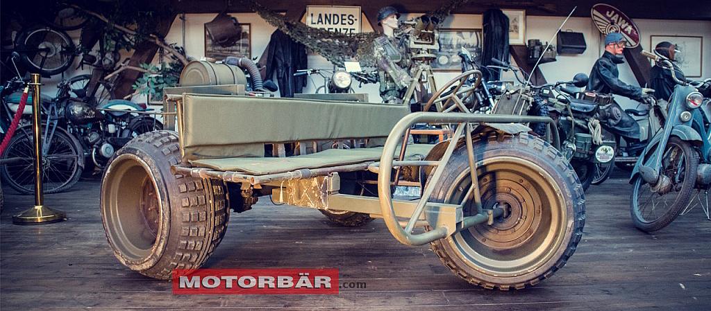 das Motorradmuseum in Schwaz in Tirol