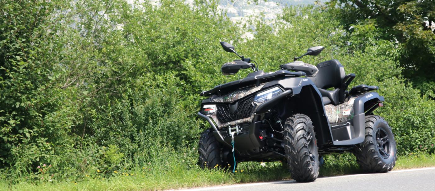ATV CF MOTO von 450cc bis 1000cc!    Wir liefern's Dir gerne nach Hause!   Viele Modelle lagernd!