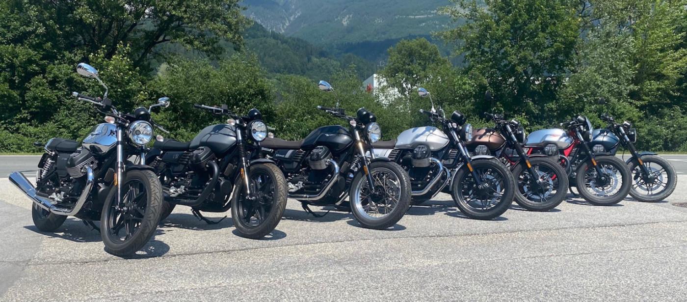 Viele Aktions-Modelle von Moto Guzzi und Benelli zum Sonderpreis!
